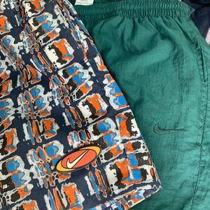 Vintage 90s Nike Bundle (Pants/Shorts)
